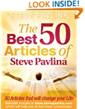 The 50 Best Articles Of Steve Pavlina