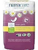 Natracare Organic Cotton Maxi Pads Regular (14 towels)