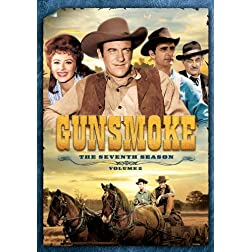 Gunsmoke: The Seventh Season, Vol. 2