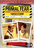 Primal Fear: Hard Evidence Edition  / Terreur Extrême : Édition preuve concrète (Bilingual)