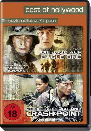 Die Jagd auf Eagle One/Die Jagd auf Eagle One: Crash Point - Best of Hollywood (2 DVDs)