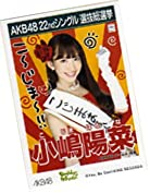 AKB48公式生写真22ndシングル選抜総選挙【小嶋陽菜】