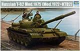 Trumpeter 01552-Maqueta de Russian T de 62Mod.1975