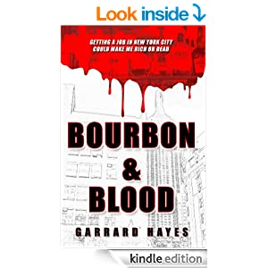 Bourbon & Blood book cover