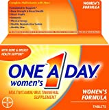 One-A-Day Women's Multivitamin, 60-Count (Pack of 2) Reviews