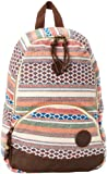 Roxy Juniors Great Adventure Garment Washed Faux Leather Rucksack With Convertible Crossbody Strap