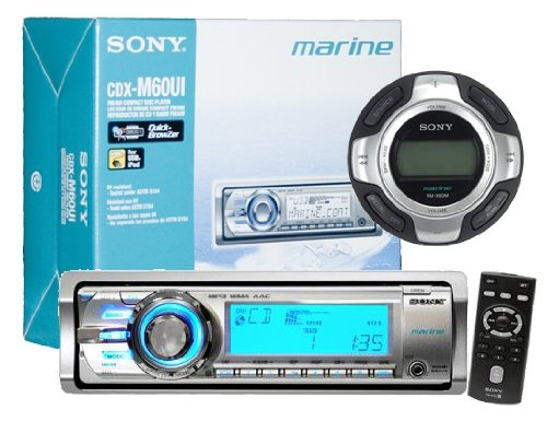 how to get sony marine package cdx m60ui rm x60m l marine commander rh sites google com sony marine radio cdx-m60ui manual Sony CD Player