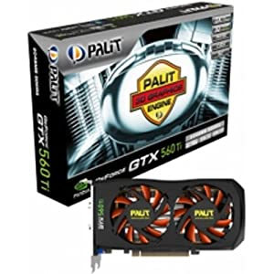 Palit NVIDIA Geforce GTX560 Ti 2GB 256 bit GDDR5 Graphic Card