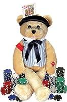 """Chantilly Lane Musical Bear """" Sings """" The Gambler Song by Chantilly Lane"""
