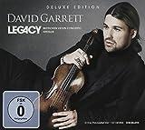 Legacy -CD+DVD/Deluxe- David Garrett