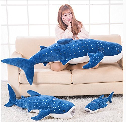 Lovesound Whale Stuffed Rial Body Pillows Extra Large Fish Whale