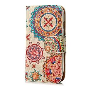 Cuir Coque Strass Case Etui Coque étui de portefeuille protection Coque Case Cas Cuir Swag Pour Samsung Galaxy S3 Mini i8190 (Not For S3)