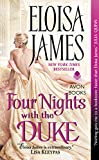 img - for Four Nights with the Duke (Desperate Duchesses) book / textbook / text book