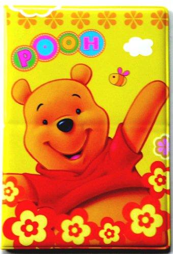 Pooh Bear hands wide open Passport Cover ~ Travel