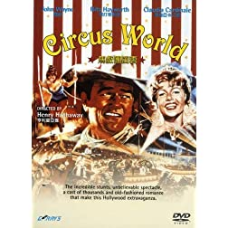 NEW Circus World [Blu-ray]