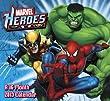 Marvel Heroes Calendar 2013
