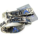 """Official Licensed Products Military Beige """"Air Force"""" Lanyards"""