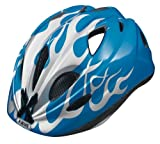 ABUS Kinder Fahrradhelm Super Chilly, X-flame blue, 52-57 cm, 51991-8 Picture