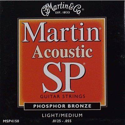 Martin MSP4150 SP Phosphor Bronze Acoustic Guitar