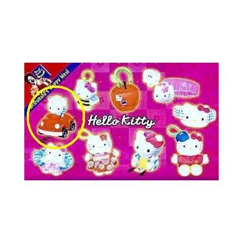 McDonalds Happy Meal Sanrio Hello Kitty Dear Daniel Stamp