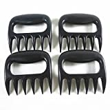 123Top3 - Barbeque Meat Handlers Caveman Claws (Set of 2), Black. Value for Money. Buy 1 Set Get Another Set FREE.