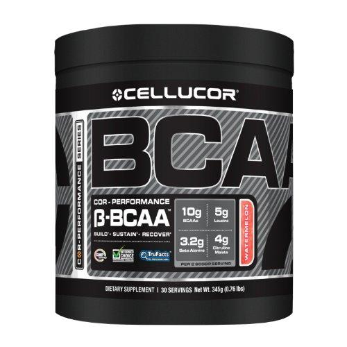 Cellucor Bcaa Supplement, Watermelon, 345 Grams
