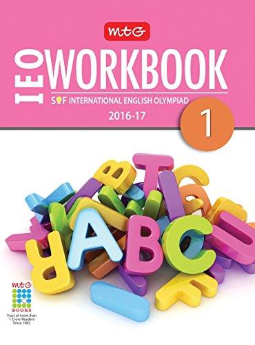 MTG International English Olympiad (IEO) Work Book - Class 1