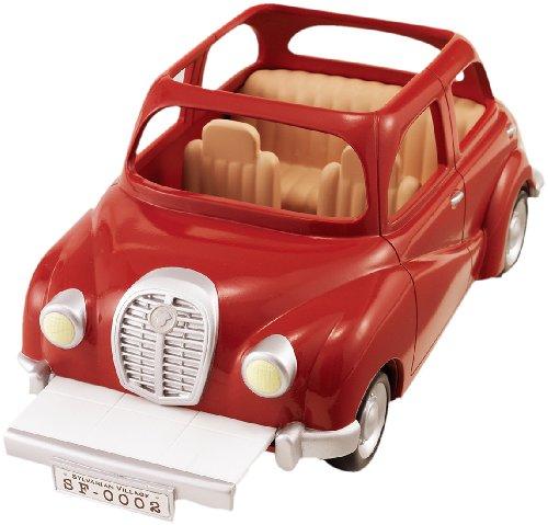 sylvanian-families-2002-voiture-mini-poupee-rouge