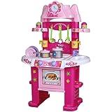 Kinderküche Spielküche mit Licht- und Soundeffekten inkl. Zubehör