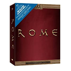 Rome: The Complete Series [Blu-ray] (2009)