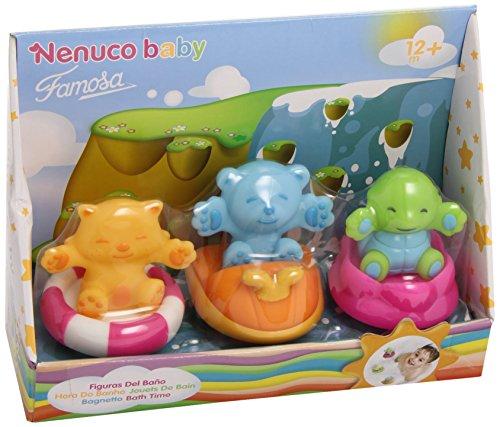 Nenuco juguetes de bao famosa 700010790 - Nenuco bano de burbujas ...