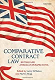 img - for Comparative Contract Law book / textbook / text book