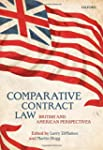 Comparative Contract Law: British and...