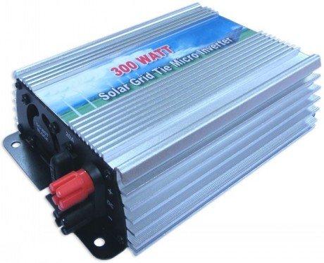 Gtsun 300W Grid Tie Inverter Dc10.5V-28V Power Inverter For Solar Panel System Good Quality