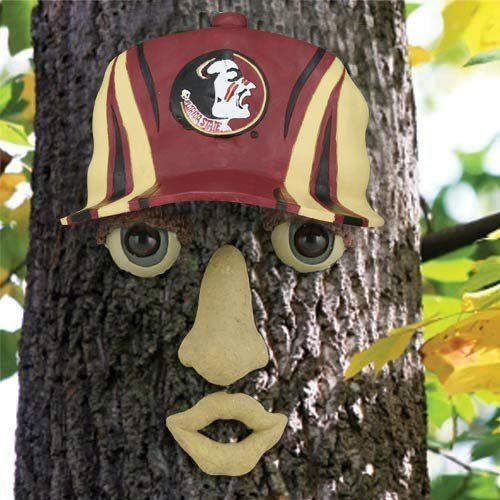 Florida State Seminoles Resin Tree Face Ornament