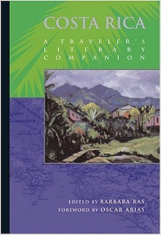 Costa Rica: A Traveler's Literary Companion (Traveler's Literary Companions)