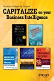 img - for Business Intelligence Sampler: Book Excerpts by Douglas Hubbard, David Parmenter, Wayne Eckerson, Dalton Cervo and Mark Allen, Ed Barrows and Andy Neely book / textbook / text book