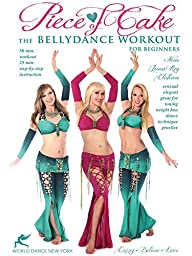 Piece of Cake - The Bellydance Workout for Beginners, with Neon - belly dance instruction & workout