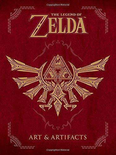 Legend Of Zelda Art Artifacts