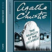 The Murder at the Vicarage | [Agatha Christie]