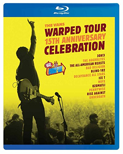 Vans Warped Tour 15th Anniversary: Bad Religion/Rise Against..
