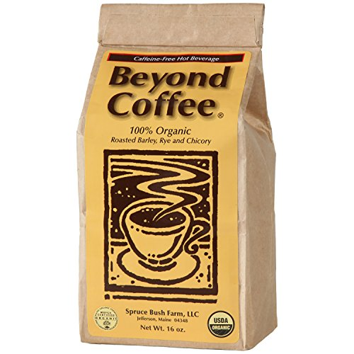 Natural coffee substitute