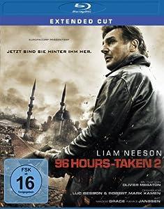 96 Hours - Taken 2 (Extended Cut) [Blu-ray]