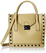 LOEFFLER RANDALL Junior Work Tote Cross-Body Bag