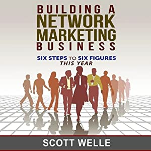 Building a Network Marketing Business Hörbuch