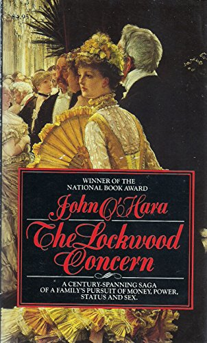 The Lockwood Concern by John O'Hara