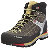 Salewa Mens MS RAPACE GTX Trekking & Hiking Shoes Gray Grau (Grey/Yellow 408) Size: 39