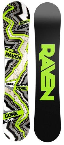 Snowboard Raven Core Carbon Rocker