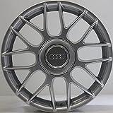 4 Original Audi A6 4B C5 AVANT 17 Zoll Alufelgen 8D0601025R 7,5x17 ET43 NEU