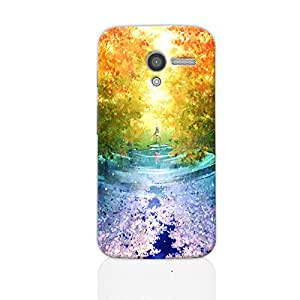 The Palaash Mobile Back Cover for Motorola moto x